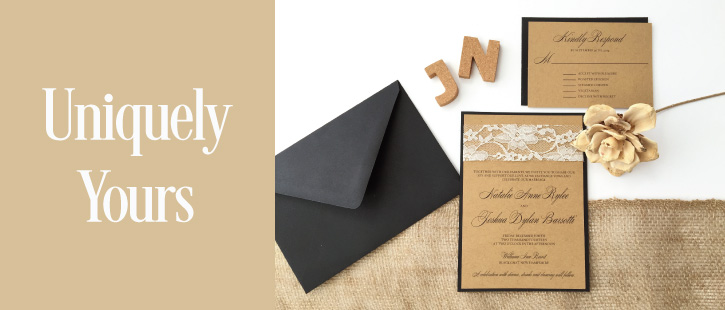 Custom Wedding Invitation Design Printing Perfectly Invited