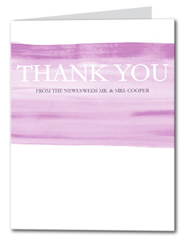 Everlasting Charm Thank You Card