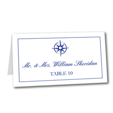 Guide the Way Table Card
