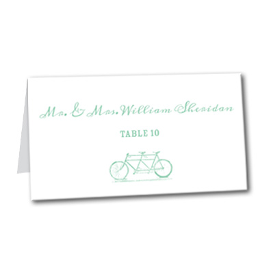 Joyful Journey Table Card