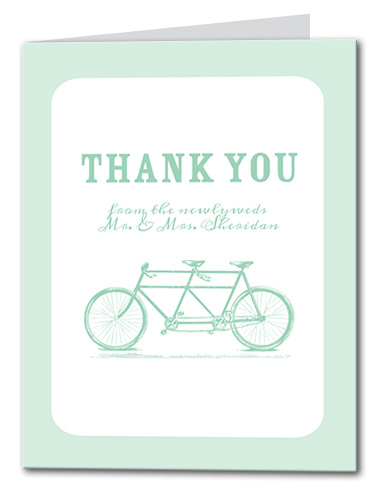 Joyful Journey Thank You Card