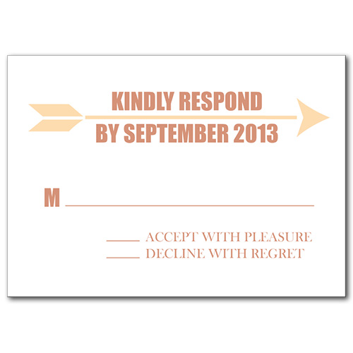 Plucked Response Card