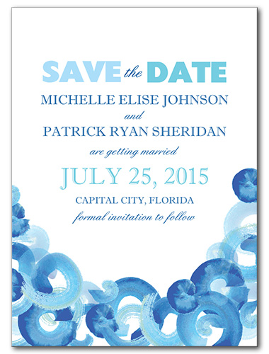 Spiral Ocean Save the Date