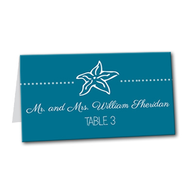 Sweetest Star Table Card